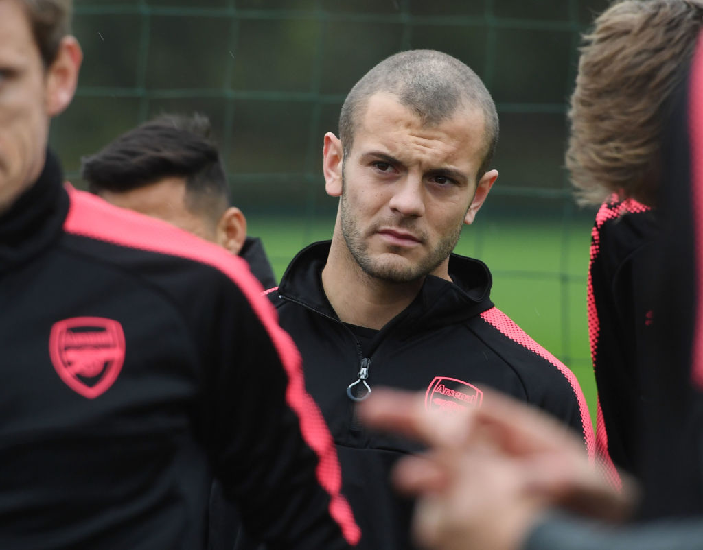 Jack Wilshere being played out of position at Arsenal, says Gareth Southgate