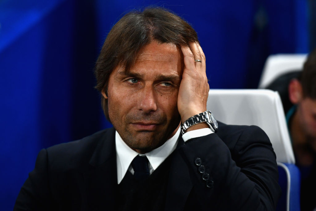 Chelsea squad blame Antonio Conte for injuries to Alvaro Morata, N'Golo Kante and Victor Moses