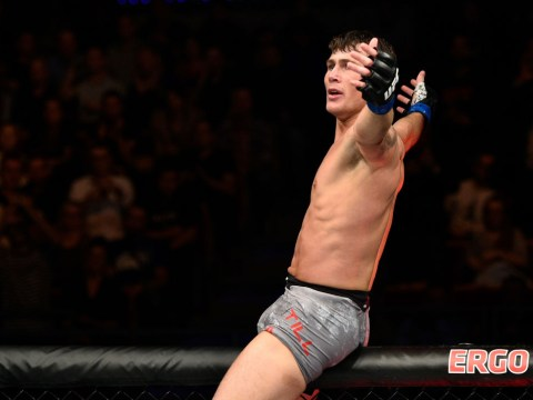 UFC to host fight night in Liverpool on May 27 with Darren Till set to feature