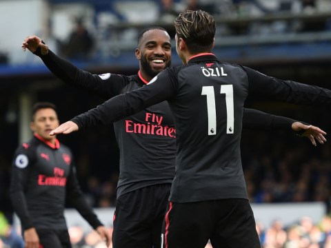 Thierry Henry sets challenge for Alexis Sanchez, Mesut Ozil and Alexandre Lacazette, Arsenal's new look AOL strikeforce