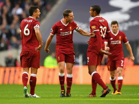 Joel Matip insists Liverpool 'cannot go on like this' after disastrous defensive display against Tottenham