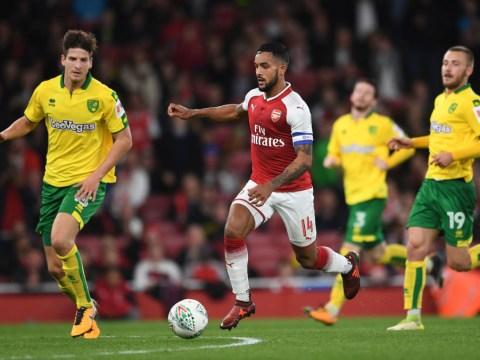 Arsene Wenger wants Theo Walcott to stay at Arsenal despite Ian Wright's advice