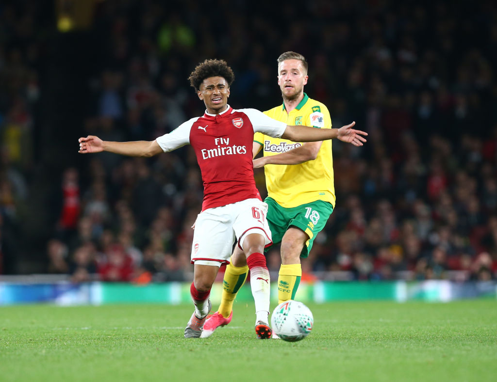 Arsenal prodigy Reiss Nelson reveals the four team-mates helping him settle