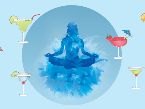 Mindful drinking is in and an alcohol-free cocktail might just be what you need