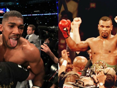 There is 'no doubt' Anthony Joshua would have knocked out Mike Tyson, says Larry Holmes