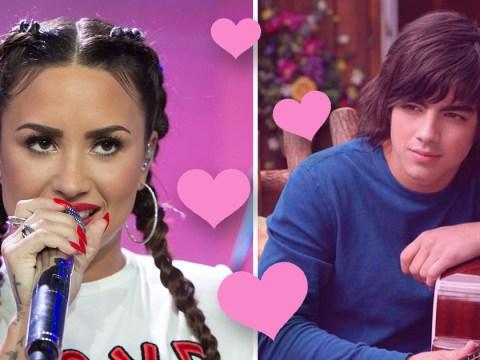 Demi Lovato remembers the exact moment she 'fell in love' with Joe Jonas