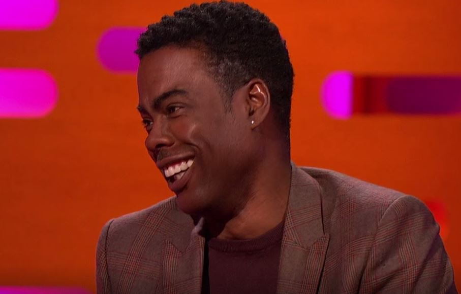 Chris Rock drops n-word on The Graham Norton Show and some viewers are offended