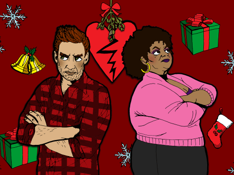 If you want to break up with someone, do it before Christmas – here's why