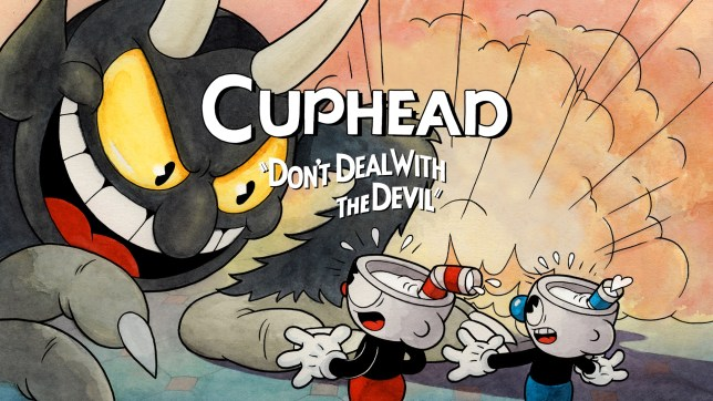 Cuphead - coming soon(-ish) to a TV near you