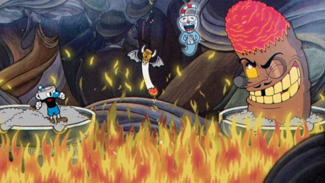 Cuphead (XO) - the 1930s called, they want their art style back