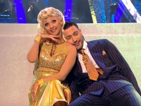 Debbie McGee hails Strictly family as she says: 'Everything about it is a happy experience'