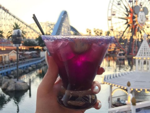 Disneyland's Halloween cocktail has a scary surprise lurking inside