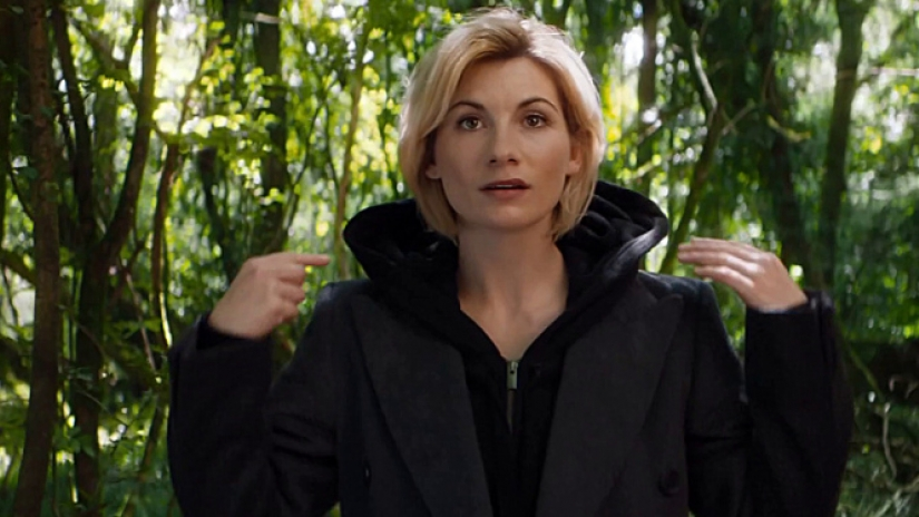 Jodie Whittaker didn't read the whole Doctor Who script for Christmas special