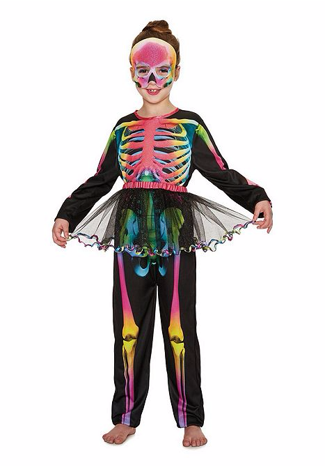 Scary Halloween Costumes For Kids Girls Uk.Tesco S Halloween Costume Range Will Kit Out Your Entire