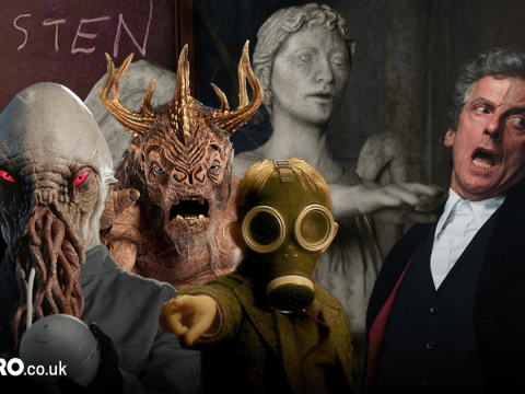 Doctor Who: 12 of the most frightening episodes for Halloween