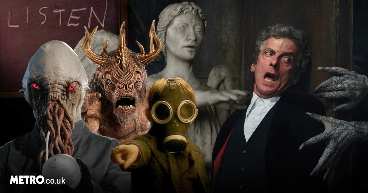 Beautiful Doctor Who: 12 Of The Most Frightening Episodes For ...