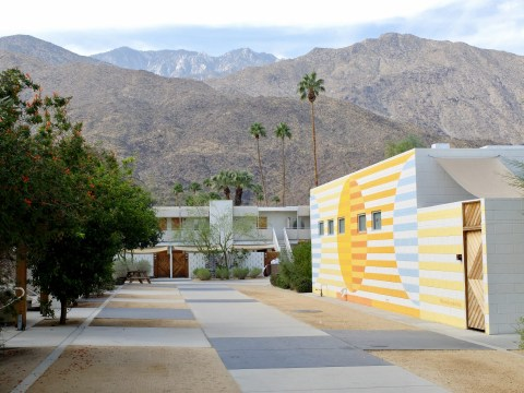 Why Palm Springs is the perfect Californian winter getaway