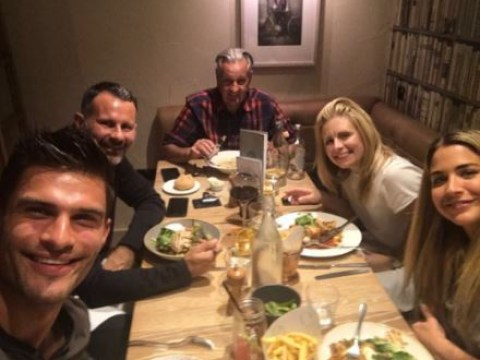 Strictly's Gemma Atkinson confuses everyone with cosy snap with rumoured ex Ryan Giggs amid reports of Gorka romance