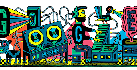 Google Doodle: What you should know about the first modern music studio