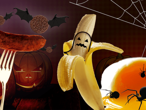 12 super easy and super spooky Halloween food ideas