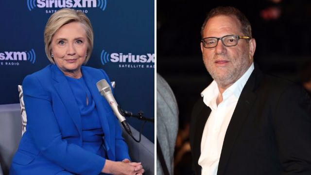 Hillary Clinton to donate campaign money raised by Harvey Weinstein to charity: 'I'm shocked and sickened'