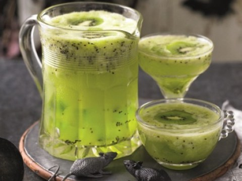 14 terrifying cocktails to make this Halloween