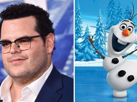 Josh Gad calls sick children in the voice of Olaf from Frozen and we can't think of anything sweeter