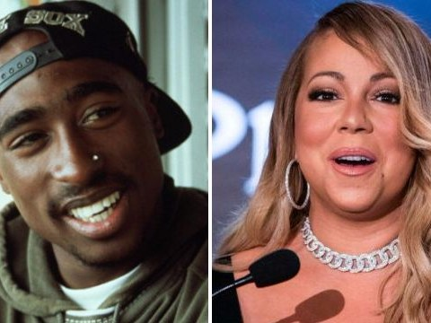 Tupac's former bandmate reveals he was a massive fan of Mariah Carey and we are so here for it