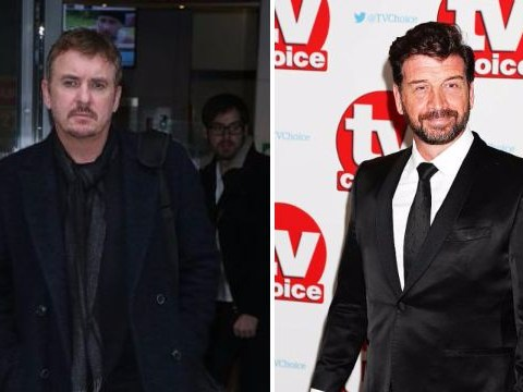 Shane Richie goes in on Nick Knowles branding him a 'chippie who only sings for a hobby'