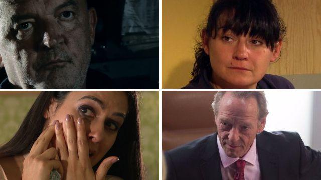 25 soap spoilers: Phelan death horror in Coronation Street, Moira baby trauma in Emmerdale, EastEnders betrayal, Hollyoaks secret, Casualty decision