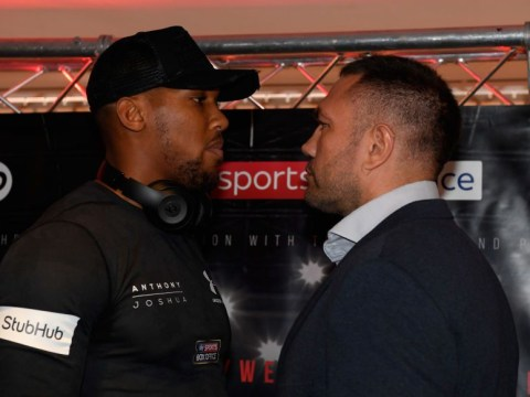 Eddie Hearn confirms Anthony Joshua will fight Carlos Takam after Kubrat Pulev pulls out with injury