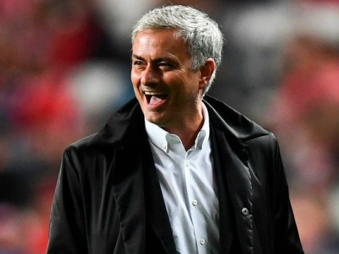 Jose Mourinho takes subtle swipe at Liverpool moments after Manchester United's defeat of Benfica