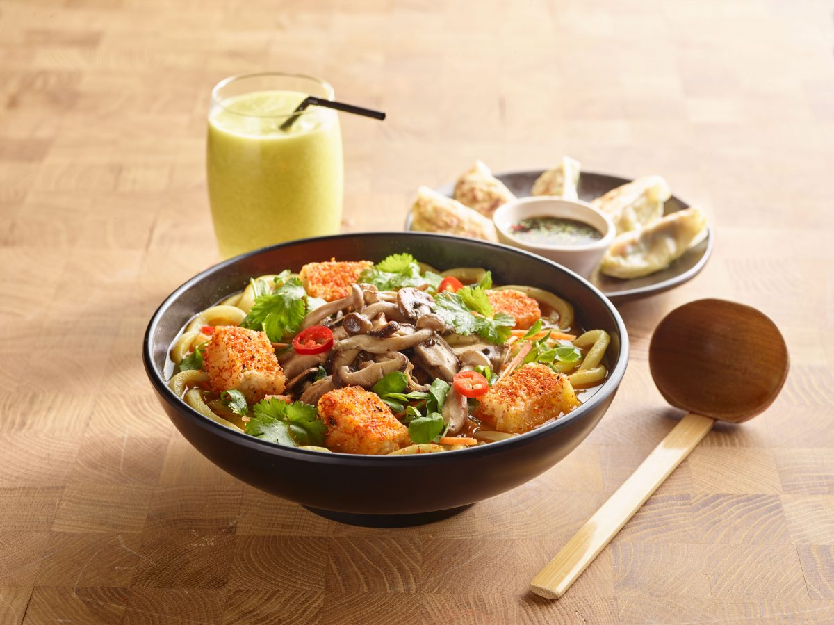 Wagamama launches a new vegan and vegetarian menu and it looks hella delish