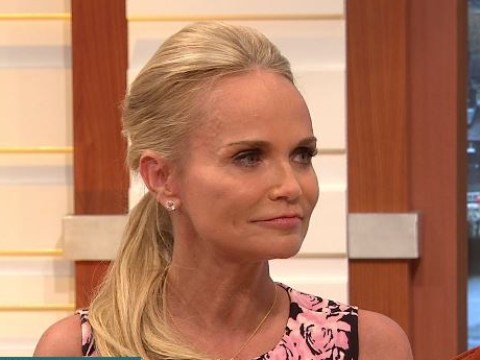Kristin Chenoweth refuses to comment on whether she had a 'problem' with Harvey Weinstein on Good Morning Britain