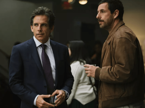 The Meyerowitz Stories review: Adam Sandler's first decent Netflix movie