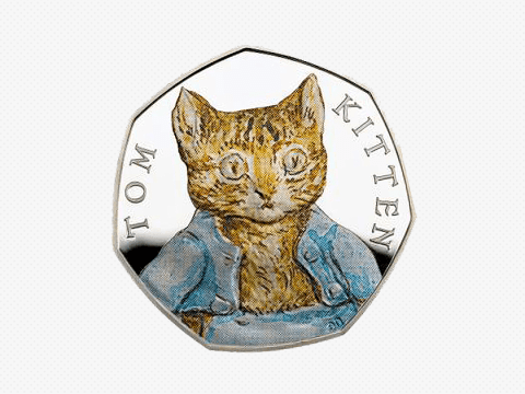 Have you got rare Beatrix Potter 50p coin worth £4,000?