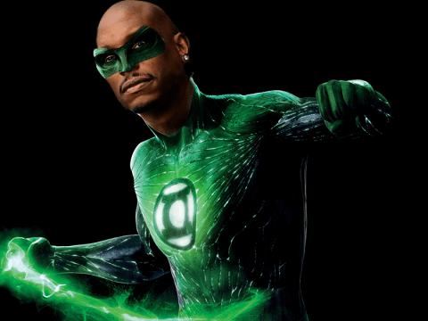 Tyrese admits he would be 'disappointed' if Warner Bros chose another actor for Green Lantern role