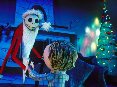 The Nightmare Before Christmas is the greatest festive film ever made