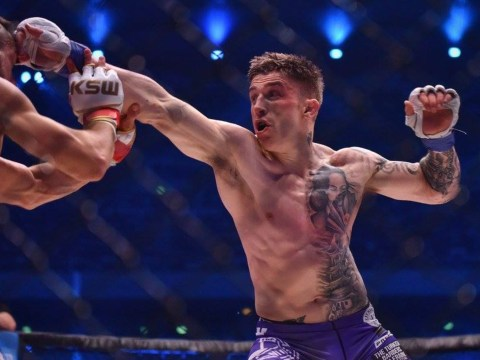 Norman Parke promises to 'break' Mateusz Gamrot in their rematch at KSW 40
