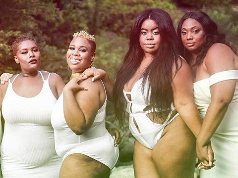Meet the five 'fat' women who are 'unapologetically' embracing their beauty