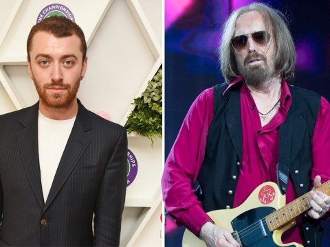 Sam Smith was forced to give co-writing credit to Tom Petty for hit song Stay With Me