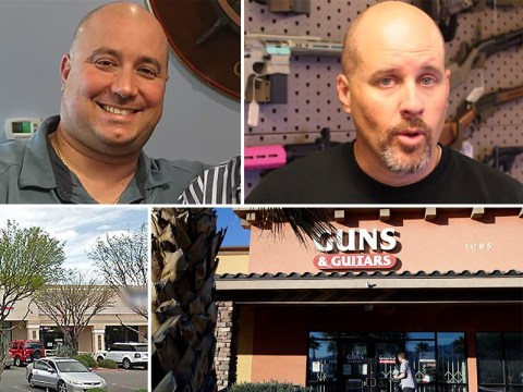 Gun sellers defend selling firearms to Las Vegas shooter saying he seemed an 'everyday Joe'