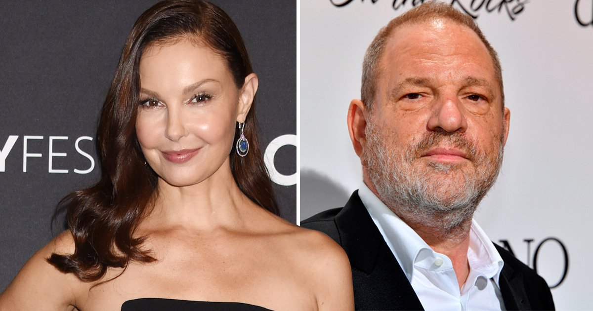 Ashley Judd claims she 'bargained' with Harvey Weinstein to escape his hotel room