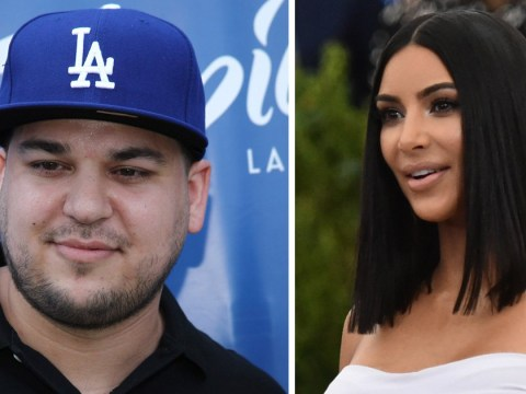 Kim Kardashian received Gone Girl socks from brother Rob – two years after he compared her to mentally unstable main character