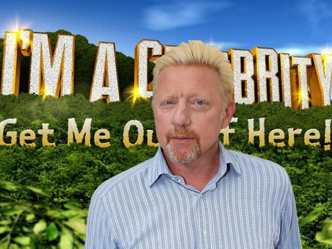 Boris Becker tipped for a spot in the I'm A Celebrity jungle