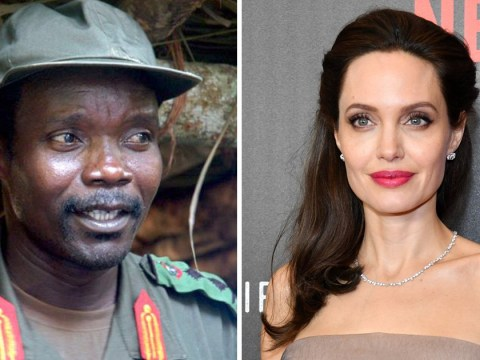 Angelina Jolie 'was asked to act as honeytrap to arrest warlord Joseph Kony'