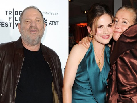 Harvey Weinstein 'called Hayley Atwell a fat pig' – but was smacked down by Emma Thompson