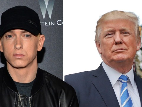 Coolio claims Eminem could be killed over Trump diss tracks