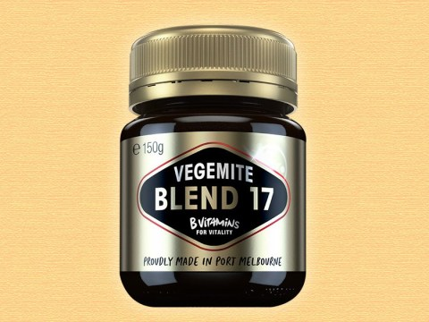 Vegemite launches a limited edition premium version that's even stronger than normal