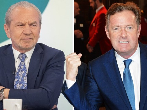 Alan Sugar pledges £50,000 to charity if Piers Morgan joins Strictly Come Dancing